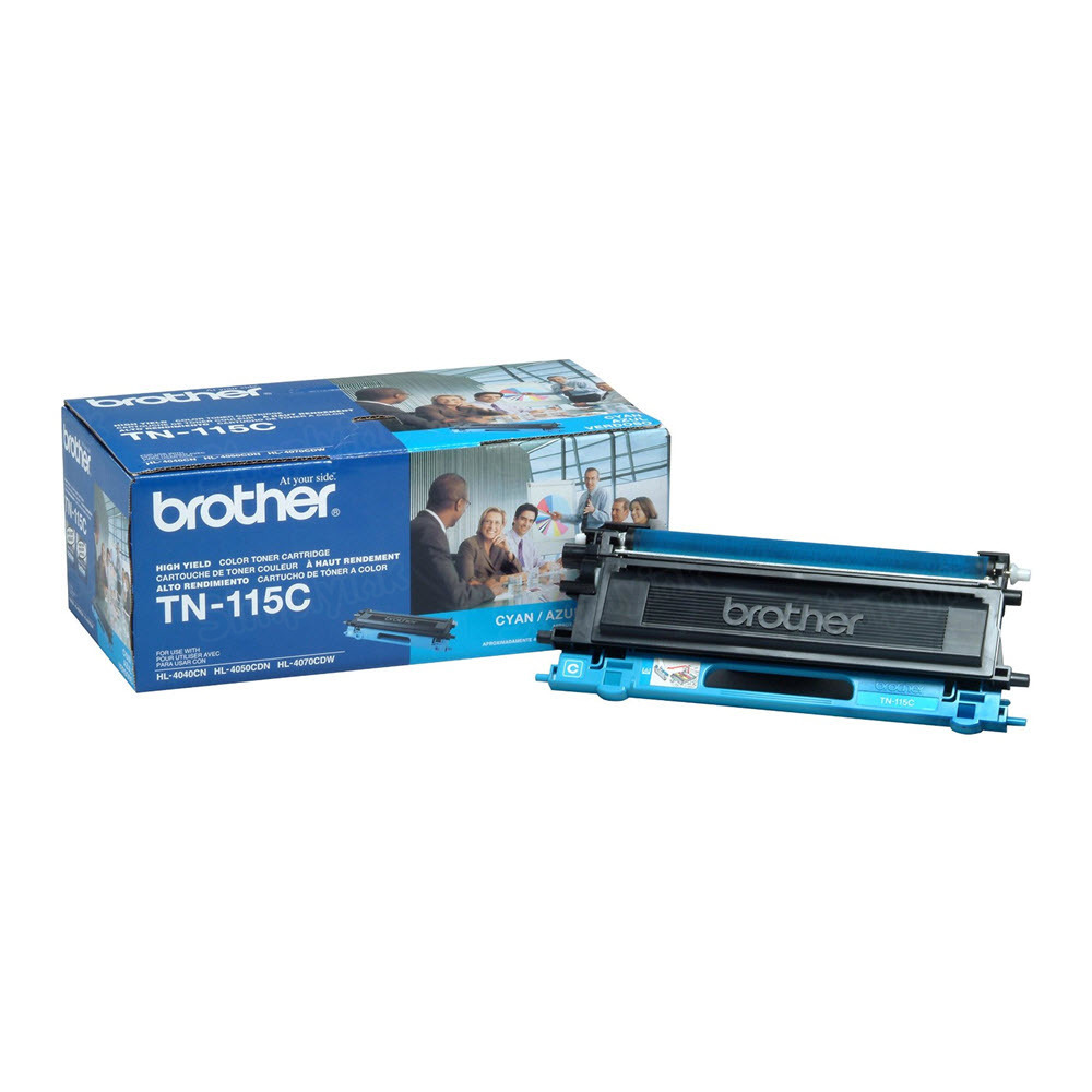 OEM Brother TN115C HY CyanLaser Toner