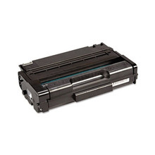 OEM Ricoh 406465 Black High-Yield Laser Toner Cartridge