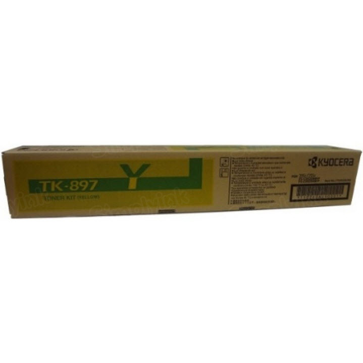 OEM 1T02K0AUS0 Yellow Toner for Kyocera