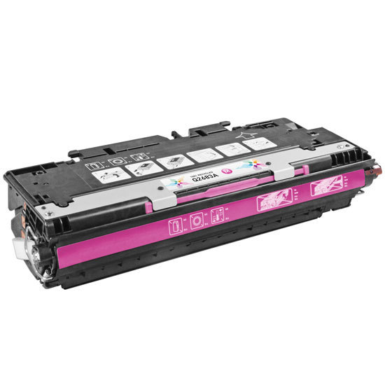 Remanufactured Replacement Magenta Laser Toner for HP 311A