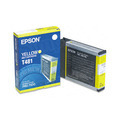 Epson T481011 Yellow OEM Ink Cartridge