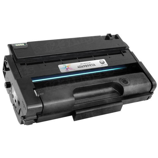 Ricoh Remanufactured 406989 HY Black Toner
