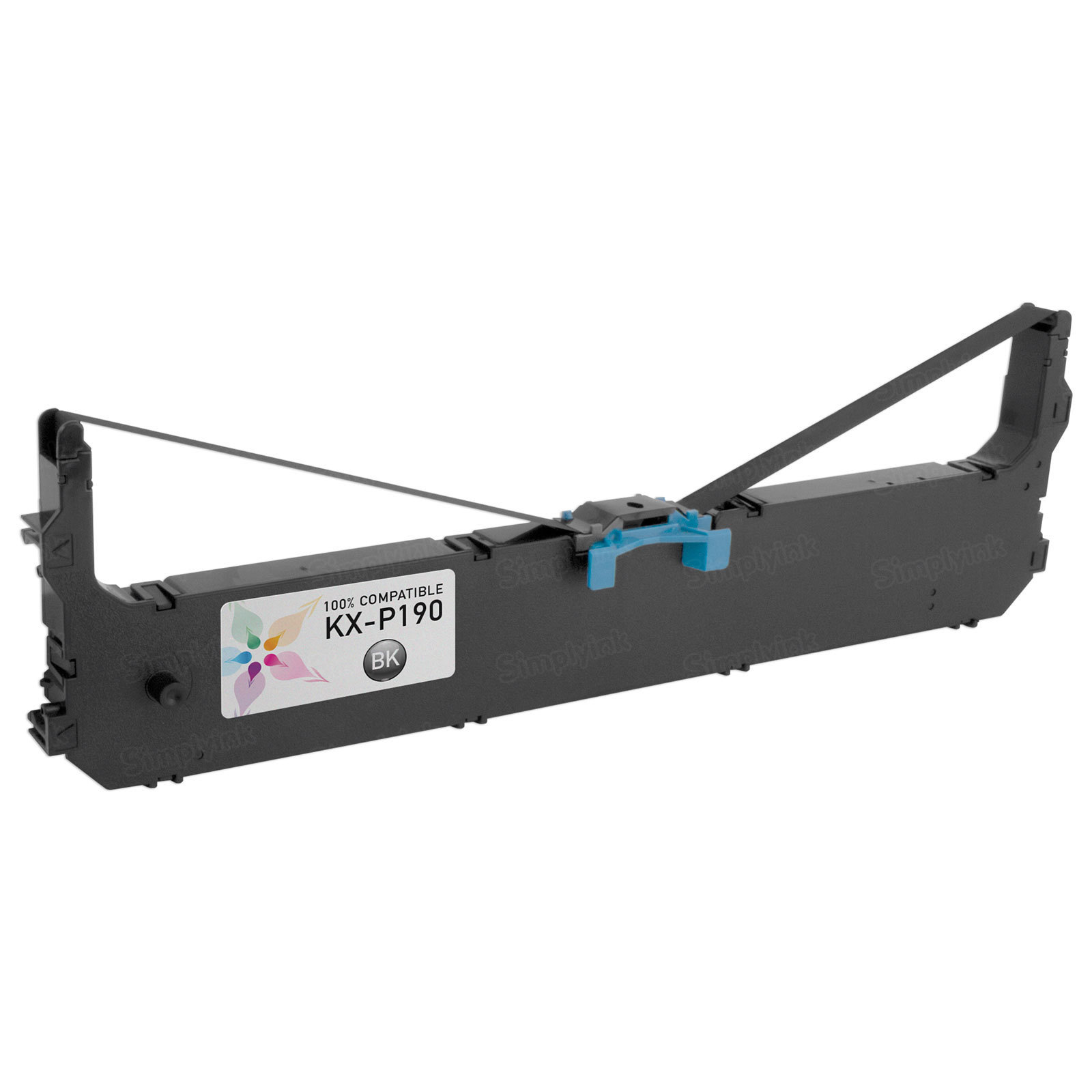 Panasonic Compatible Black KX-P190 Ribbon