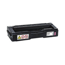 OEM Ricoh 406477 Magenta High-Yield Laser Toner Cartridge