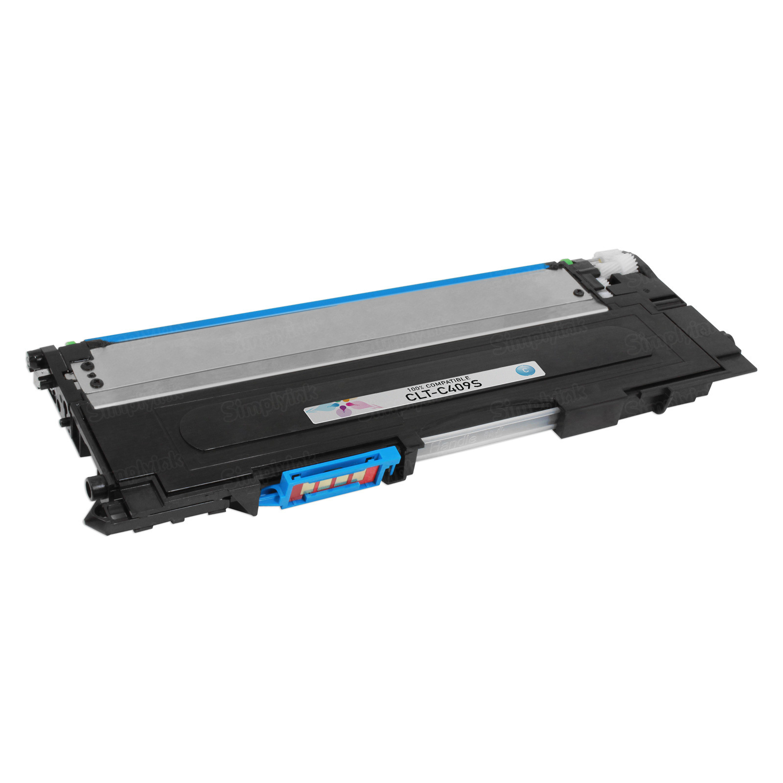 Compatible Alternative CLT-C409S Cyan Toner for use in Samsung CLP-315 & CLX-3175 Printers