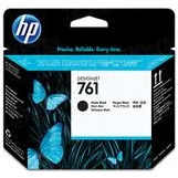 Original HP 761 Matte Black Printhead in Retail Packaging (CH648A)