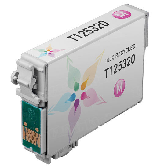 Epson Remanufactured T125320 (T1253) Magenta Inkjet Cartridge