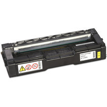 OEM Ricoh 407542 Yellow Laser Toner Cartridge, C250A