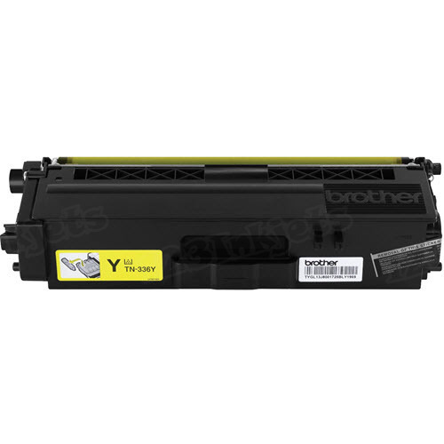 OEM Brother TN336Y HY Yellow Laser Toner