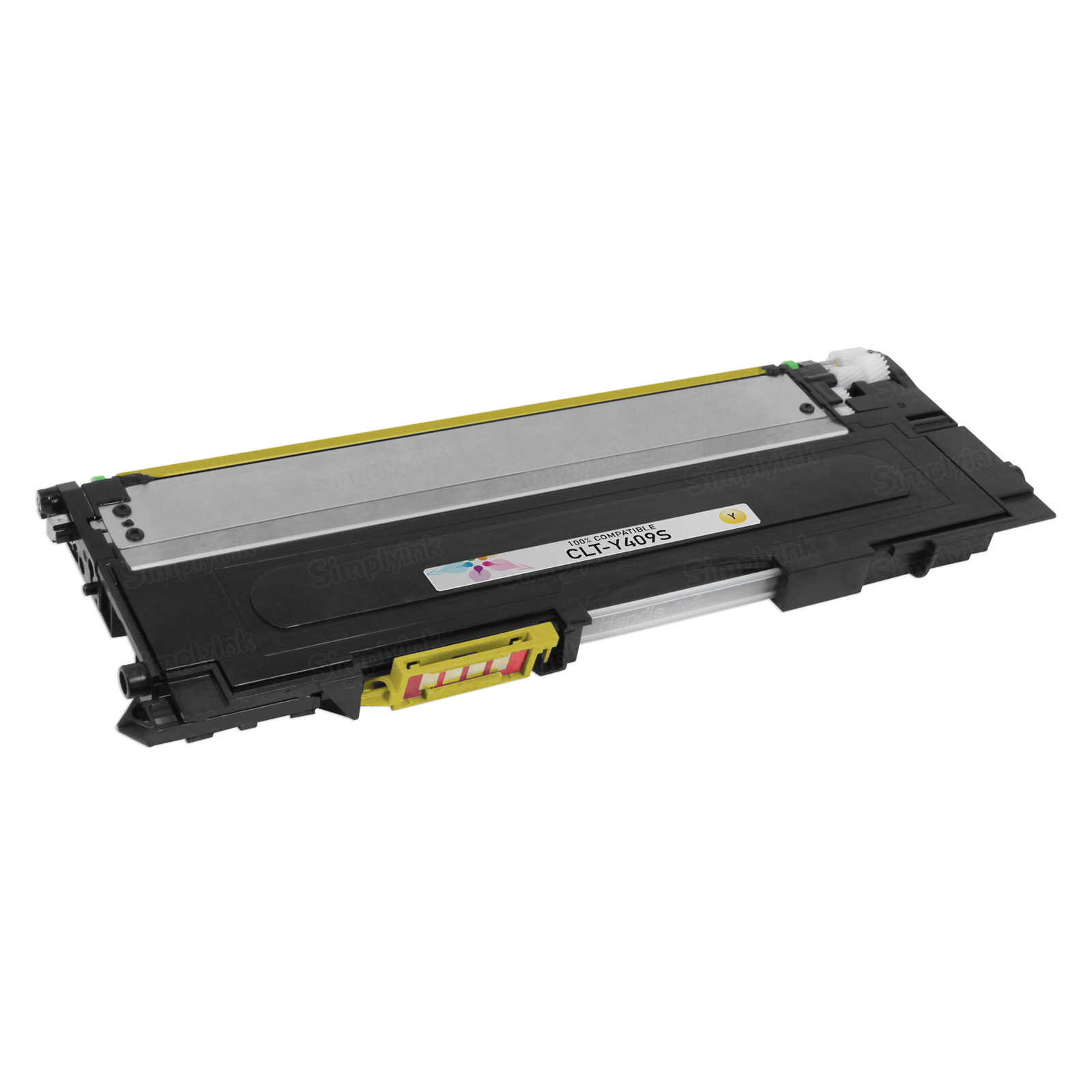 Compatible Alternative CLT-Y409S Yellow Toner for use in Samsung CLP-315 & CLX-3175 Printers
