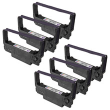 Compatible Epson ERC-34P Ribbon Cartridge, Purple