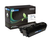Lexmark Remanufactured High Yield Black Laser Toner Cartridge, T650H11A (25K Page Yield)