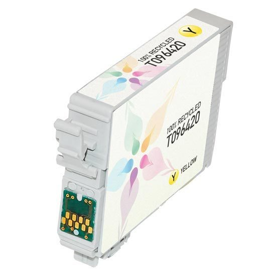Epson Remanufactured T096420 (T0964) Yellow Inkjet Cartridge
