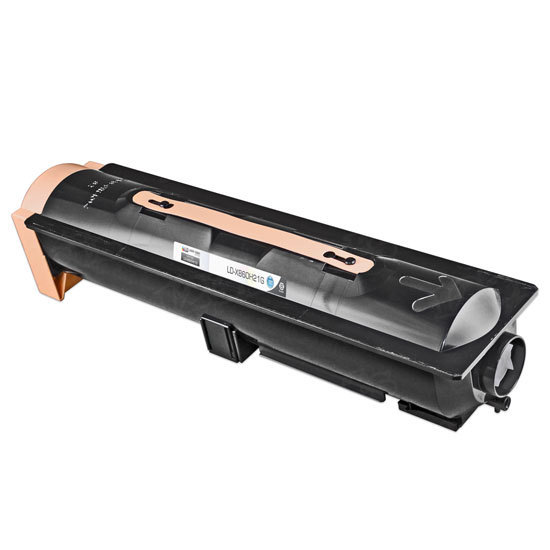 Compatible X860H21G High Yield Black Toner for Lexmark