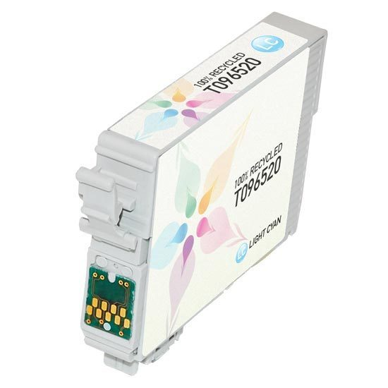 Epson Remanufactured T096520 (T0965) Light Cyan Inkjet Cartridge