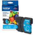 Brother LC61C Cyan OEM Ink Cartridge