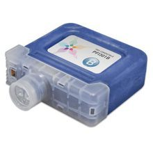 Compatible Canon PFI-301B Pigment Blue Ink Cartridges