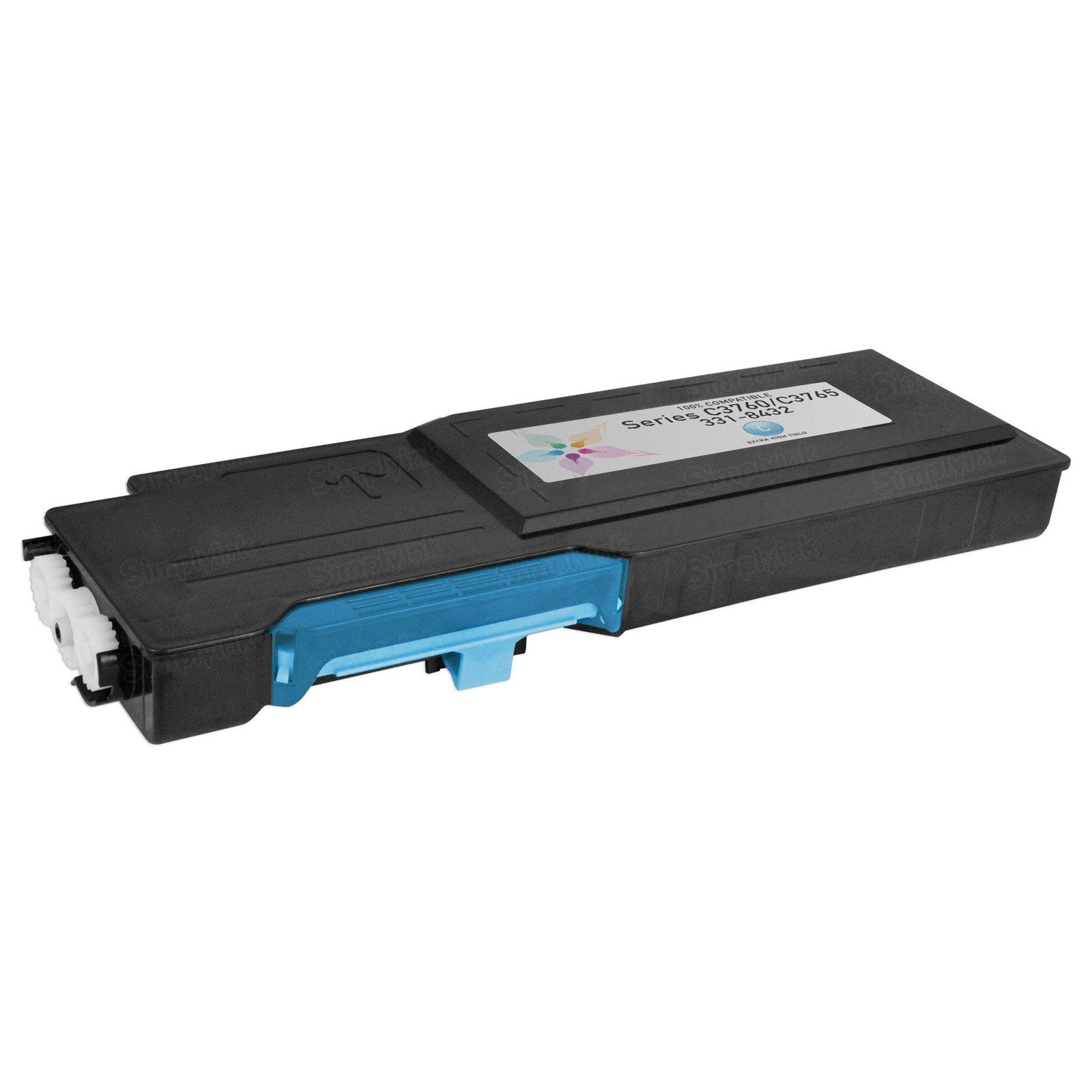 Compatible Alternative for 331-8432 Extra HY Cyan Laser Toner