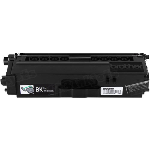 OEM Brother TN336BK HY Black Laser Toner