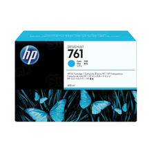 Original HP 761 Cyan Ink Cartridge in Retail Packaging (CM994A)