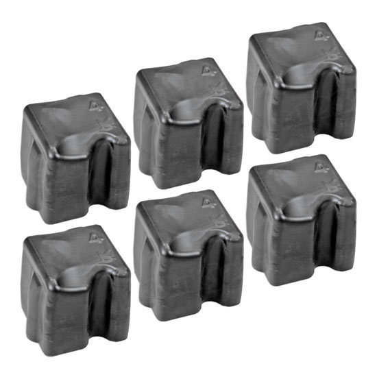 Compatible Xerox 108R00664 Black 6-Pack Solid Ink for the C2424