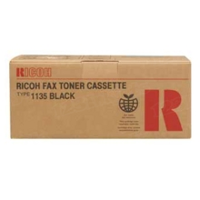 OEM Ricoh 430222 Black Laser Toner Cartridge, Type 1135