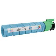 Compatible Ricoh 888311 / Type 145 High Yield Cyan Laser Toner Cartridges