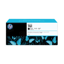 Original HP 761 Matte Black Ink Cartridge in Retail Packaging (CM997A) High-Yield