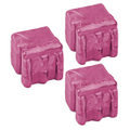 Compatible Xerox 108R00661 Magenta 3-Pack Solid Ink for the WorkCentre C2424