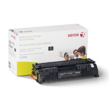 Xerox Premium Remanufactured Replacement Black Toner for the HP CE505A (05A) ?�� Made in the U.S.