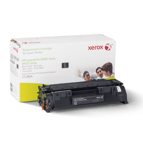 Xerox Remanufactured Black Laser Toner for Hewlett Packard CF280A