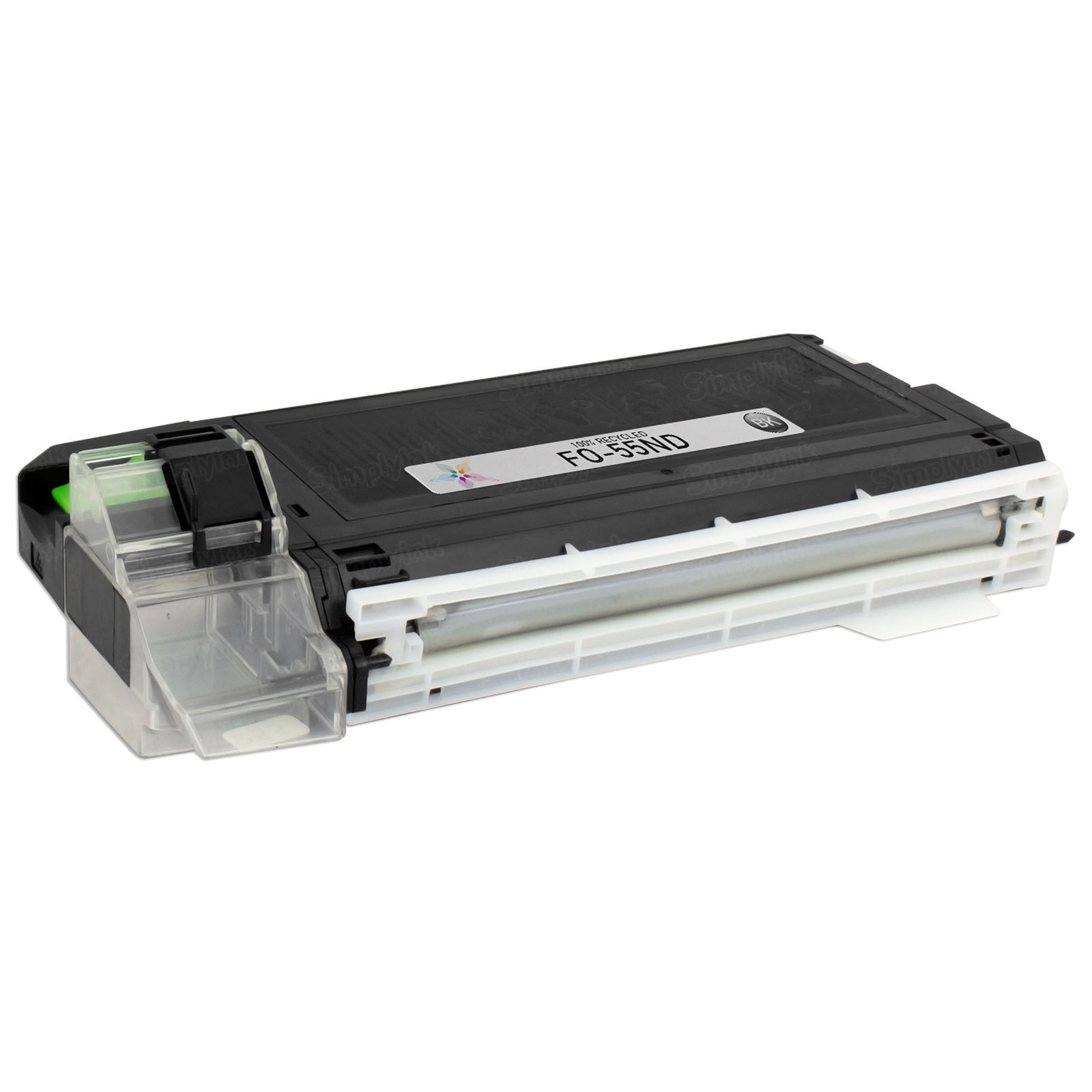 Remanufactured Sharp Black Toner, FO-55ND