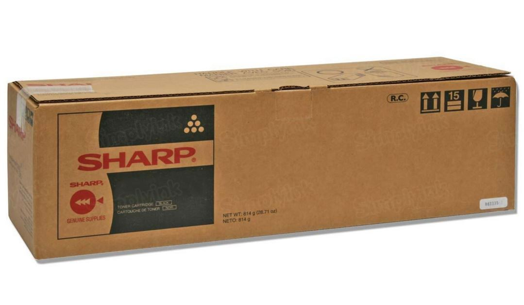 OEM Sharp MX60NTBA Black Toner Cartridge