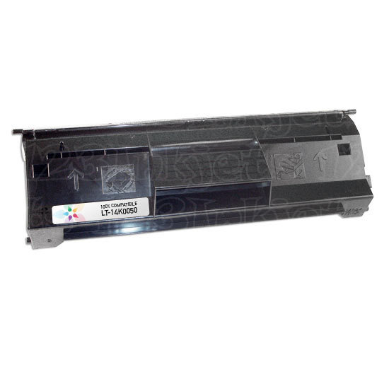 Compatible 14K0050 Black Toner for Lexmark W812