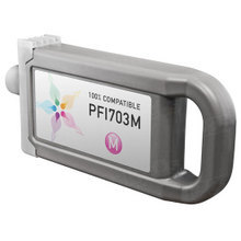 Compatible Canon PFI-703M Dye Magenta Ink Cartridges