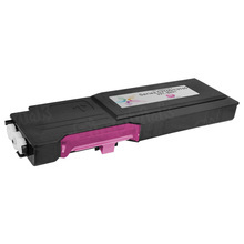 Compatible Alternative to Dell 331-8431 (XKGFP) Extra High Yield Magenta Laser Toner Cartridges for the Dell Laser C3760 and C3765