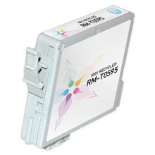 Remanufactured Epson T059520 (T0595) Light Cyan Ink Cartridges for the Stylus Photo R2400