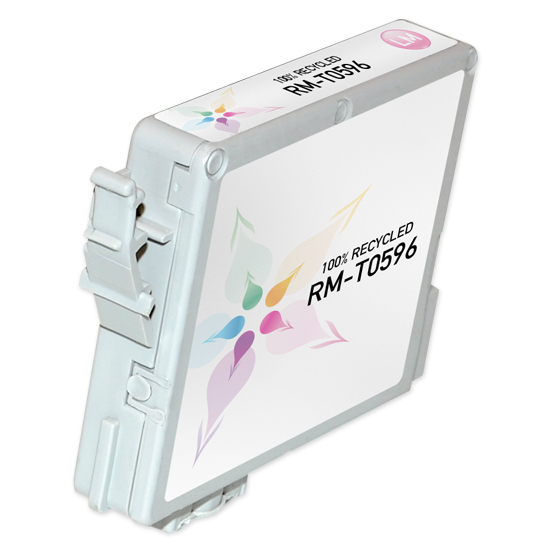 Epson Remanufactured T059620 Light Magenta Inkjet Cartridge for the Stylus Photo R2400