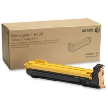 Xerox 108R00777 (108R777) Yellow OEM Laser Drum Cartridge