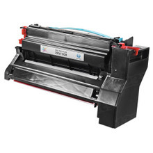 Toner Supplies for IBM Printers - Remanufactured 39V1908 (39V1920) High Yield Cyan Laser Toner Cartridges
