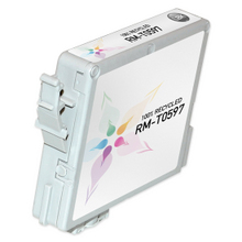 Remanufactured Epson T059720 (T0597) Light Black Ink Cartridges for the Stylus Photo R2400