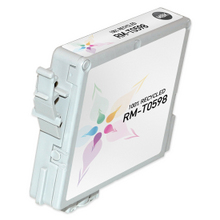 Remanufactured Epson T059820 (T0598) Matte Black Ink Cartridges for the Stylus Photo R2400