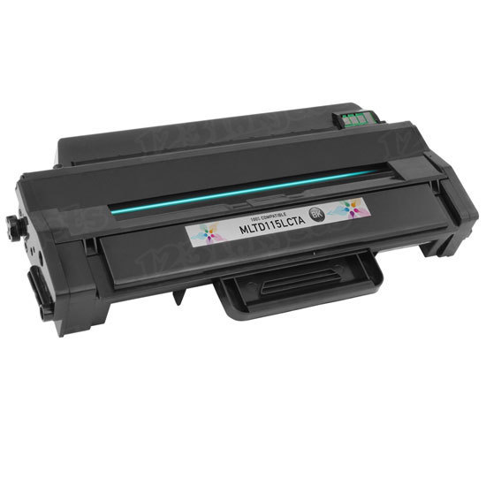Compatible Black Toner for Samsung (MLT-D115L)