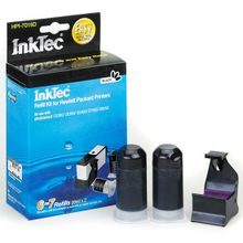 Inkjet Refill Kit for Hewlett Packard (HP) for HP 564 / 564XL Pigment Black Ink Cartridges