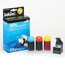 Inkjet Refill Kit for Hewlett Packard (HP) for 564 / 564XL High Yield Tri-Color Ink Cartridges