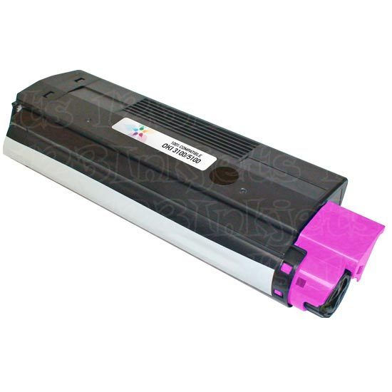 Okidata Compatible 42127402 Magenta Toner Cartridge