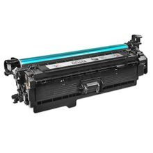 Remanufactured Replacement for HP CE264X (646X) High-Yield Black Laser Toner Cartridge