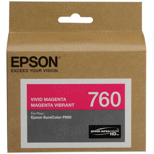 OEM T760320 Magenta Ink for Epson