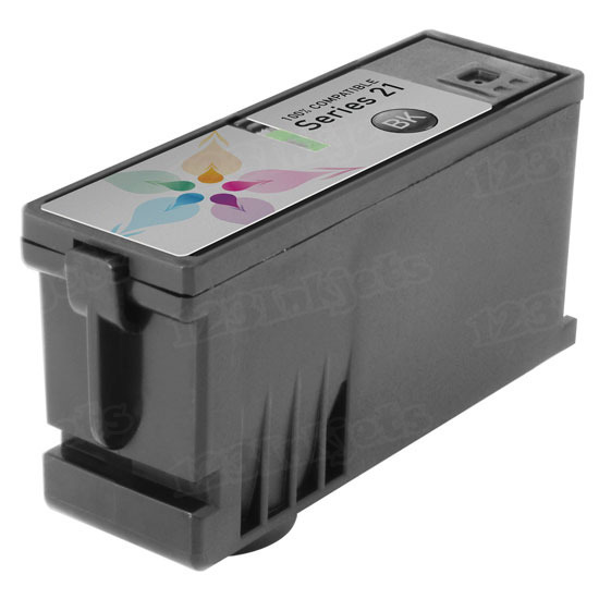 Compatible Ink Cartridge for Dell Y498D Black Series 21