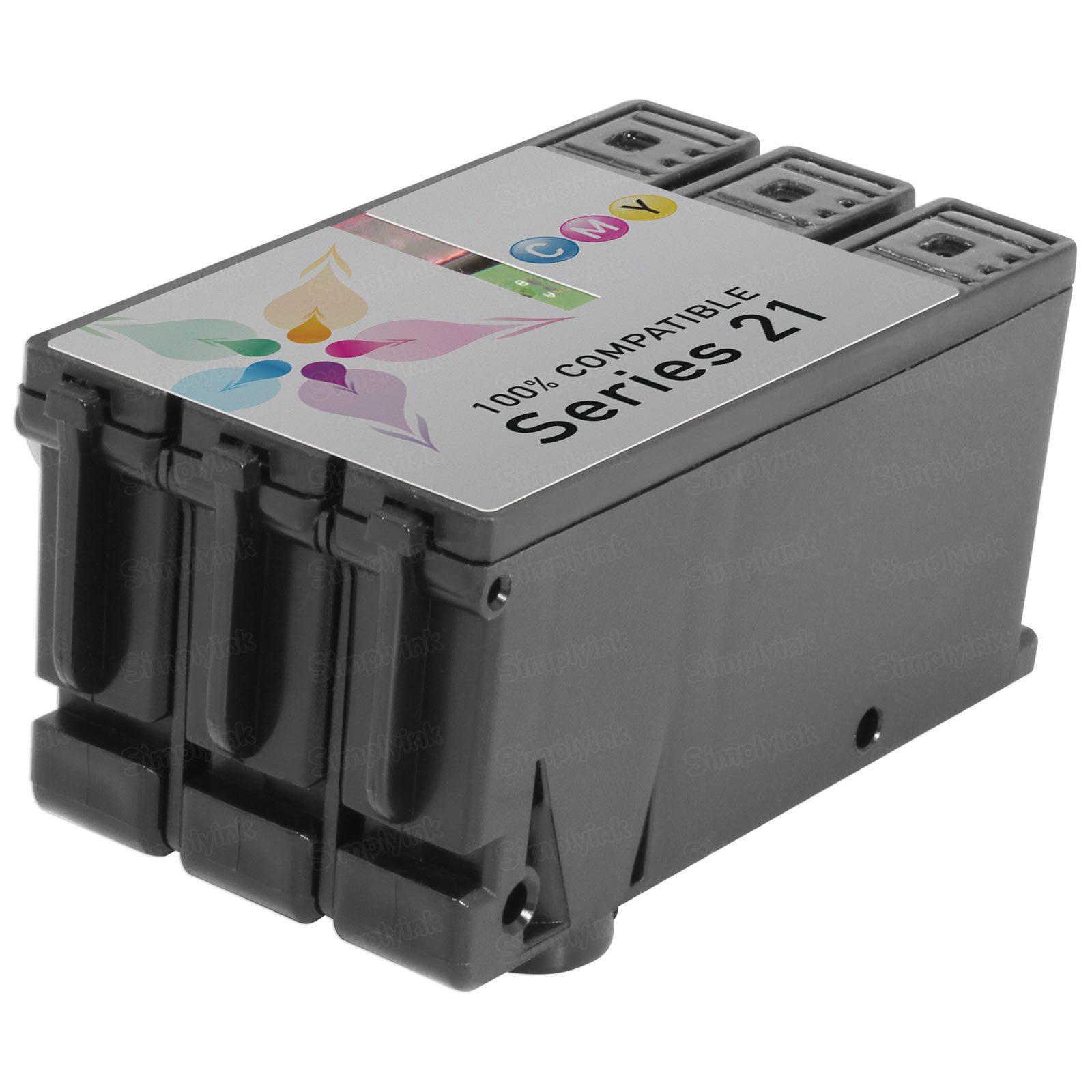 Compatible Ink Cartridge for Dell Y499D Color Series 21